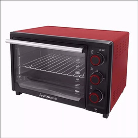Horno Eléctrico Ultracomb Uc-40c 40lts 1600w