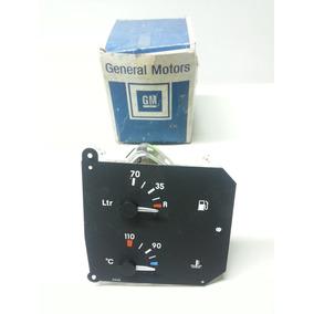Marcador / Relogio Temperatura Agua / Combustivel - Omega
