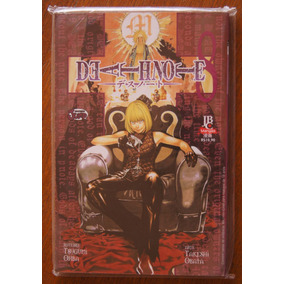 Mangá Death Note Nº 8 - Jbc