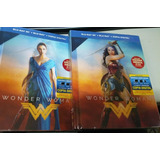 Blu Ray Wonder Woman 3d Digibook Dc Marvel Lenticular