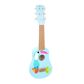 Guitarra Tucan Madera Pino Classic World Original Educando