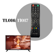 Controle Remoto Tela Tv Multilaser Tl016 E Tl017 Original