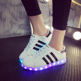 Championes Led Sneakers Con Luces Led Unisex