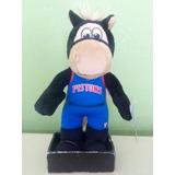Muñeco Hooper Mascota Detroit Pistons Nba Original Coleccion