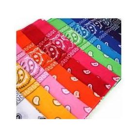 Bandanas-pañuelos Variedad De Colores