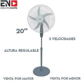 Ventilador De Pie Atma Vpa2015b 20 Pulgadas Venta X Mayor