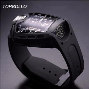 Relógio Torbollo Hemsut, Estilo Ferrari, Marca, Luxo
