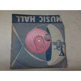 Disco Simple Vinilo Music Hall 31746 1971 Antonio Prieto Dam