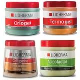 Promo X4 : Celluloporine + Adipofactor+ Termogel +criogel.