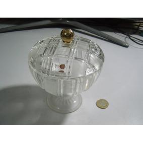 Bombonera Dulcero Cristal Alemán Waltherglas Germany