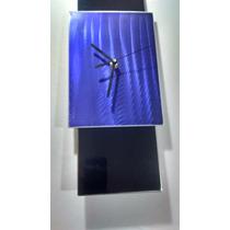 Reloj De Pared Ultra Moderno.