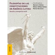 Filososfía De Las Constituciones En América Latina