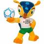 Pelúcia Fuleco 33cm Mascote Oficial Copa Do Mundo Fifa 2014