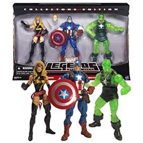 Figura Hasbro Año 2014 Marvel Legends Serie Infinita Edició