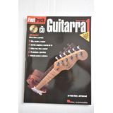Metodo Guitarra Fast Track Con Cd 1