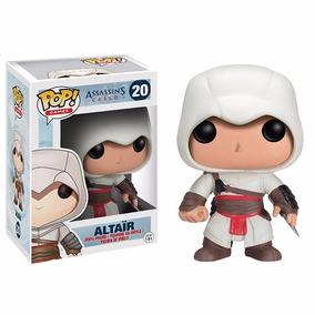 Boneco Funko Pop Games: Assassins Creed Unity - Altair