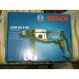 Taladro Percutor Bosch Profesional Gsb-20-2 Re Nuevo...!!!