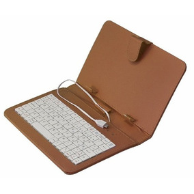 Necnon Funda Teclado Tablet 7 Retrato Micro Usb Ck701