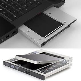 Caddy Segundo Disco Notebook Hdd Sata O Ssd Universal 9,5mm