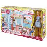 Barbie Nova Casa De Férias 2017 Mattel Novo Original