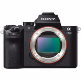 Camara Sony A7ii Full Frame (cuerpo) Meses Sin Interes