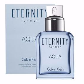 Eternity Aqua Calvin Klein Masculino Edt 200ml Original