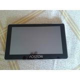 Gps Foston 7 Fs-700dt Tv Digital 4gb P/ Peças