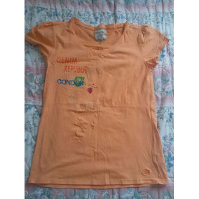 Franela Camisa Dama Casual