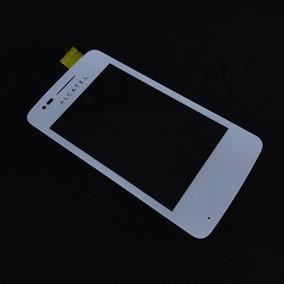 Touch Cristal Alcatel S Pop 4030a Desmontado Blanco