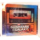 Guardianes De La Galaxia Vol 2 (cd) Soundtrack