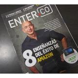 Revista Sistemas Enter.co Amazon Jeff Bezos 2016