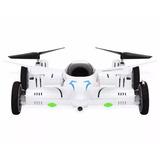 Dron Híbrido (aero Y Terrestre - Versión Sin Cámara)