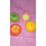 Fruta En Ceramica Para Decorar Cocina O Comedor