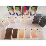 Iphone 7, 7plus, 8, 8 Plus X, Sellado Nuevo 1 Año Garantía