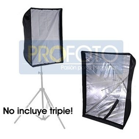Caja Suavizadora De Luz / Softbox Para Flash De 70 X 70 Cm