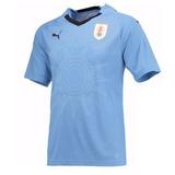 Camisa Da Seleção Do Uruguai 2018