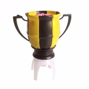 Vela Pastel Musical Giratoria Copa Balon