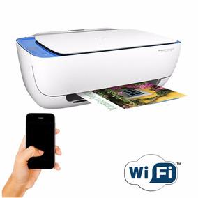 Multifuncional Hp Deskjet Ink Advantage 3635 Wifi 3 Em 1