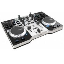 Consola Hercules Dj Instinct S Placa Sonido Controlador