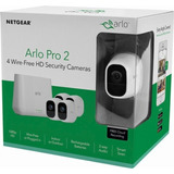 Arlo Pro 2 Security Camera System 4-camaras Kit Wire-free