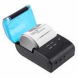 Mini Impresora Pos Bluetooth 59mm Recibo Factura Android 4.0