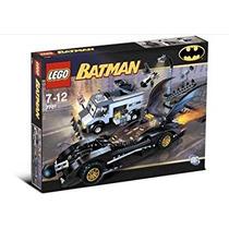 Juguete Lego Batman - El Batimóvil Escapar De Dos Caras