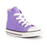 Zapatillas Converse Chuck Taylor Lila Para Nena