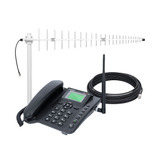 Telefone Para Fazenda Ca4200 2 Chips - Tim Vivo Claro Oi