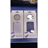 Capa Case Flip Wallet Zoom Original Samsung Galaxy S4 Branco