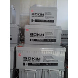 Baterias De Gelatina 12 Voltios Para Inversores 120 Amperes