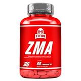 Zma - Pré Hormonal (60caps) - Titan
