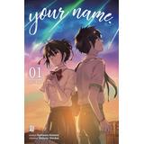 Mangá Your Name - Kimi No Na Wa - Volume 01