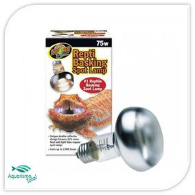 Zoomed Repti Lâmpada Basking Spot Lamp Sl-75 75w Répteis