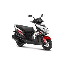 Yamaha Ray Zr Roja